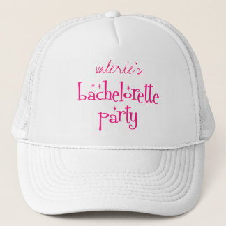 Bachelorette Party Cap