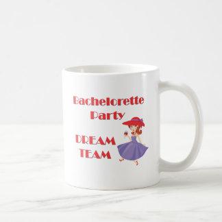 Bachelorette Party Classic White Coffee Mug