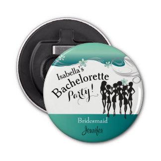 Bachelorette Party Cocktail Girls - Jade Bottle Opener