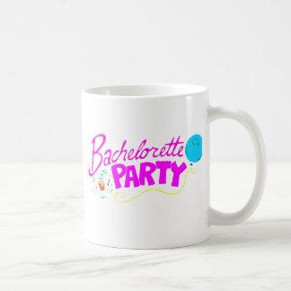 Bachelorette Party Coffee Mug
