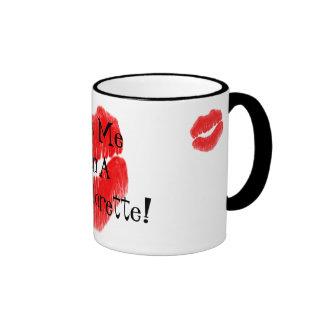 Bachelorette Party Days I Ringer Coffee Mug