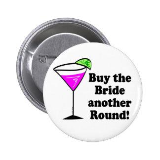 Bachelorette Party Favors 2 Inch Round Button