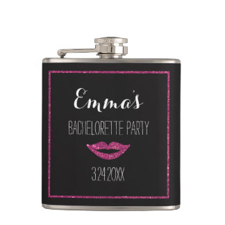 Bachelorette Party Flask