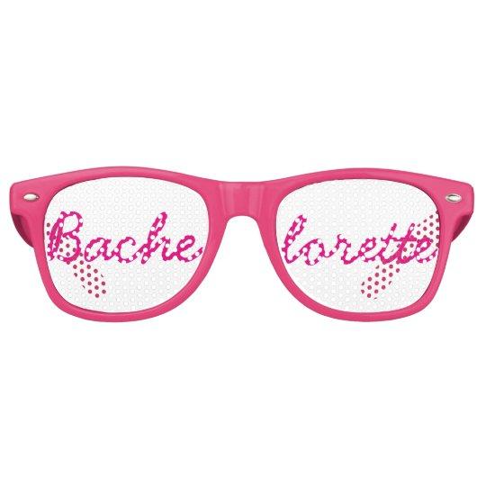 """Bachelorette"" Party Glasses *More Colours* Sunglasses"