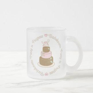 Bachelorette Party in Progress Wedding Mug