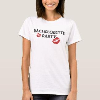 Bachelorette Party Kisses T-Shirt