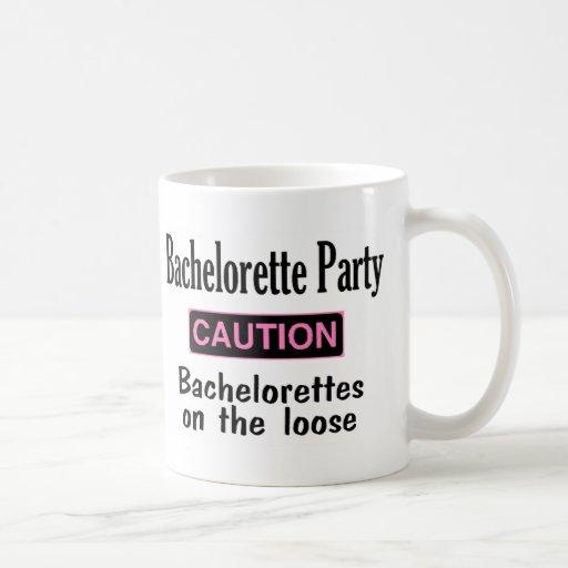 Bachelorette Party Mugs