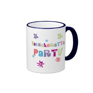 Bachelorette Party Ringer Mug