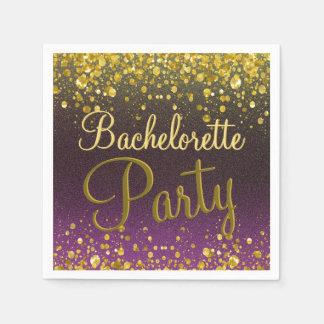 Bachelorette Party Napkin