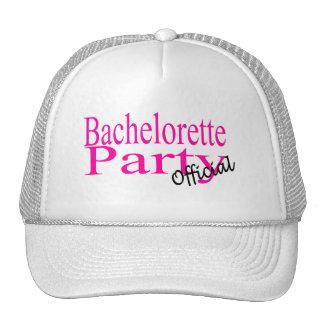 Bachelorette Party (Official) Trucker Hat