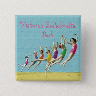 Bachelorette Party Pin Buttons