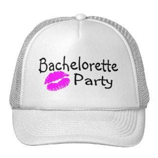 Bachelorette Party (Pink Lips) Trucker Hat