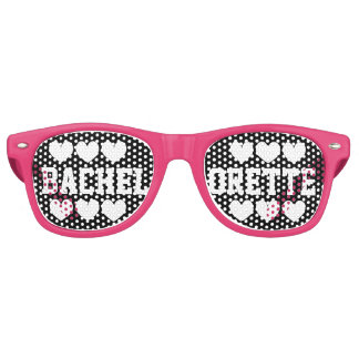Bachelorette party shades | Funny bride sunglasses