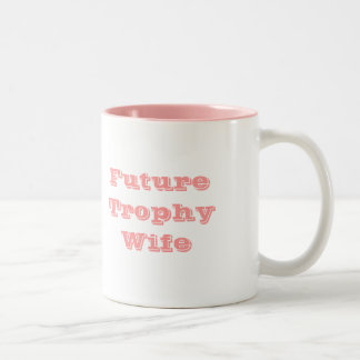 Bachelorette Party Shirt Two-Tone Mug