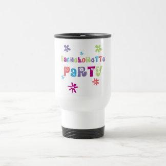 Bachelorette Party Stainless Steel Travel Mug