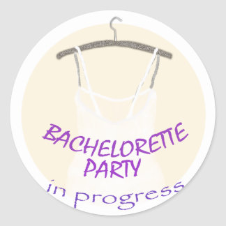 Bachelorette Party Stickers