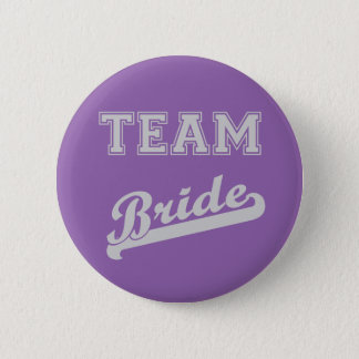 Bachelorette Party Team Bride 2 Inch Round Button