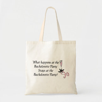 Bachelorette Party totebag Tote Bag