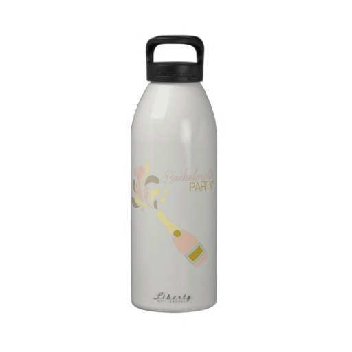 Bachelorette Party Drinking Bottle