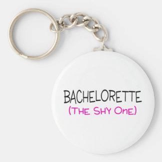 Bachelorette The Shy One Keychain