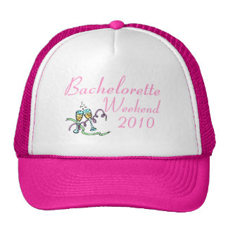 Bachelorette Weekend 2010 Trucker Hat