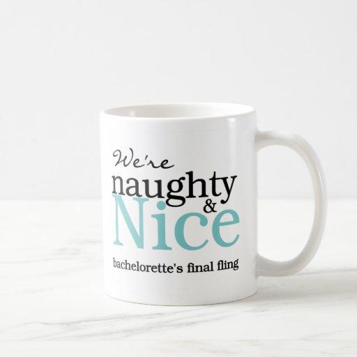 Bachelorettes Final Fling Teal Mug