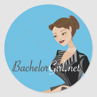 BachelorGirl Stickers