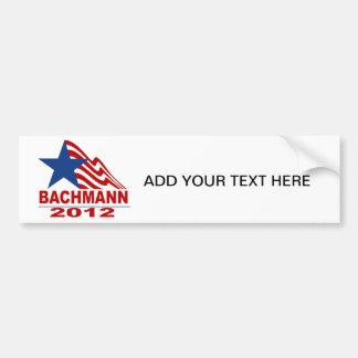 Bachmann for President 2012 Bumper Sticker