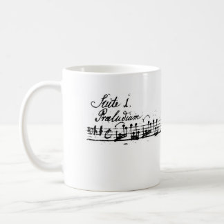Bach's Cello Suite Tasse