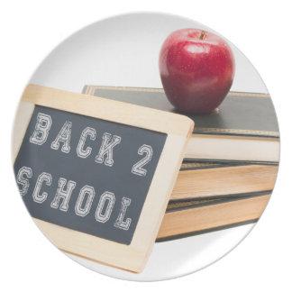 Back 2 School Plate