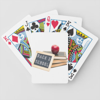 Back 2 School Poker Deck