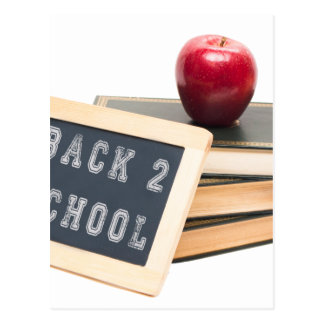 Back 2 School Postcard