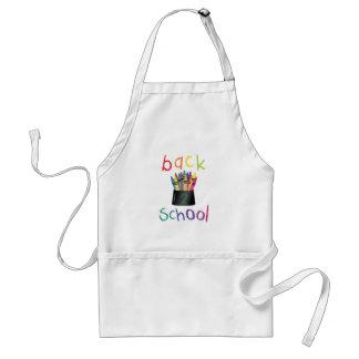 Back 2 School Standard Apron