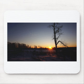 Back 40 Sunset Mouse Pad