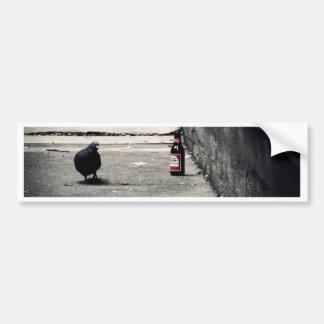 Back Alley Bumper Sticker