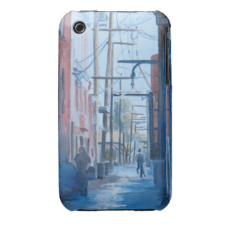 Back Alley Case-Mate iPhone 3 Case