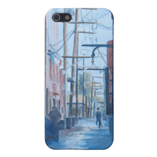 Back Alley Cover For iPhone 5
