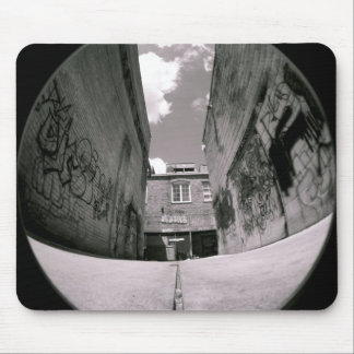 Back Alley Mouse Pad