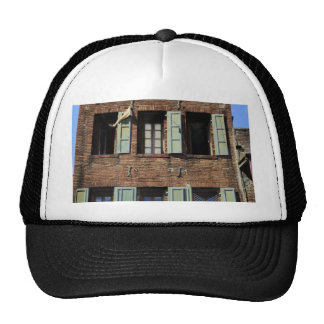 Back Alley Windows Mesh Hats