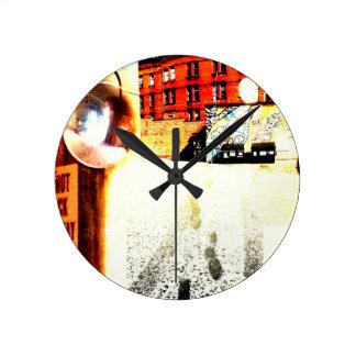 Back ally clocks