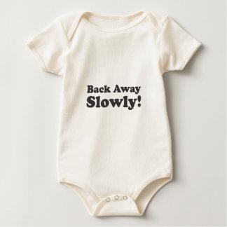 Back Away Slowly! Bodysuits