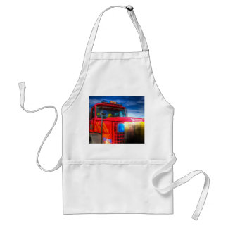 Back Draft Fire Truck Standard Apron