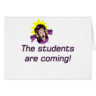 back in school copy card