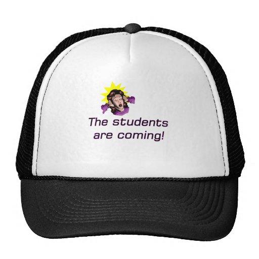 back in school copy trucker hat