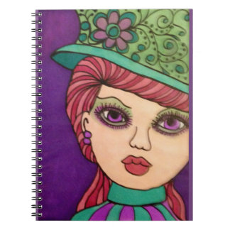 Back in Time Notebook