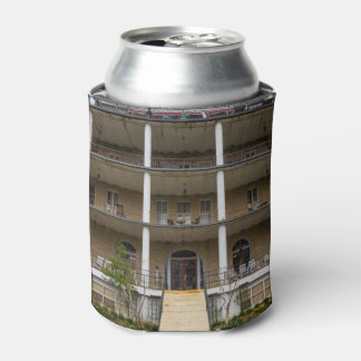 Back Of Crescent Hotel Can Cooler