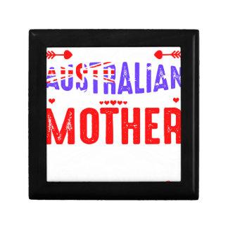 Back Off Crazy Australian Mother Not Afraid Use Gift Box