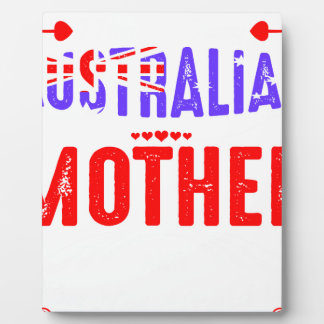 Back Off Crazy Australian Mother Not Afraid Use Plaque