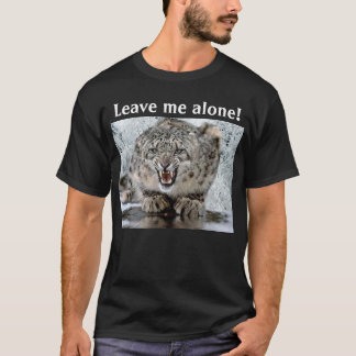 Back Off/Leave Me Alone Shirt