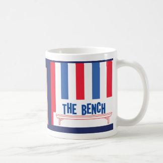 Back on the Bench / The Bench mug